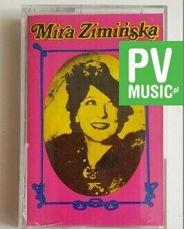 MIRA ZIMIŃSKA PRZEBOJE TAMTYCH LAT audio cassette
