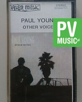 PAUL YOUNG  OTHER VOICES   audio cassette