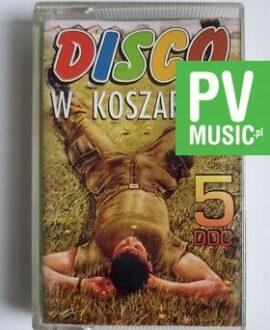 DISCO W KOSZARACH 5 DDC audio cassette