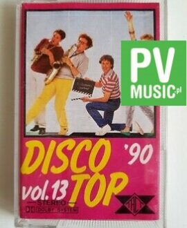 DISCO TOP 90 ALEPH, SALLY.. audio cassette