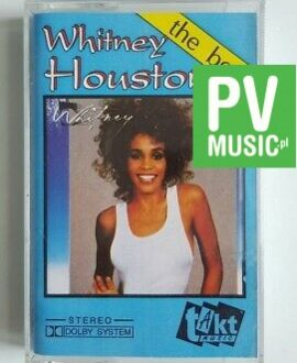 WHITNEY HOUSTON WHITNEY audio cassette
