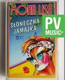 MONA LISA SŁONECZNA JAMAJKA audio cassette