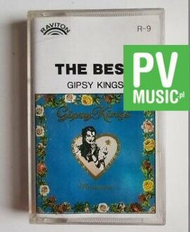GIPSY KINGS THE BEST audio cassette
