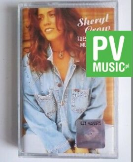 SHERYL CROW TUESDAY NIGHT MUSIC CLUB audio cassette