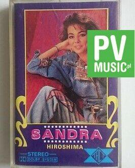 SANDRA HIROSHIMA     audio cassette