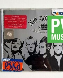 NO DOUBT THE SINGLES 1992-2003 CD ALBUM