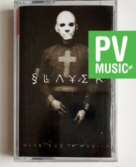 SLAYER DIABOLUS IN MUSICA audio cassette