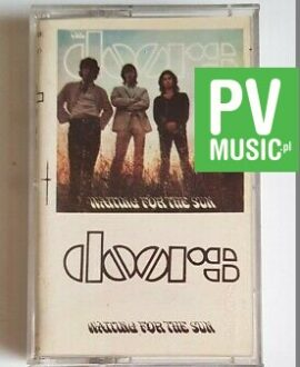 THE DOORS WAITING FOR THE SUN audio cassette