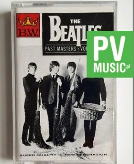 THE BEATLES  PAST MASTERS VOLUME ONE audio cassette