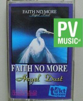 FAITH NO MORE  ANGEL DUST    audio cassette