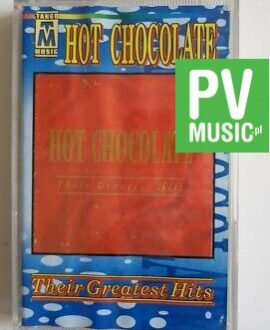 HOT CHOCOLATE GREATEST HITS audio cassette