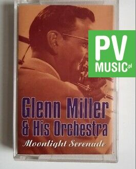 GLENN MILLER MOONLIGHT SERENADE audio cassette