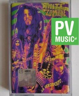 WHITE ZOMBIE LA SEXORCISTO audio cassette