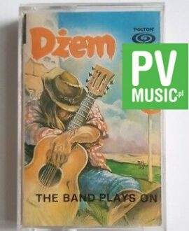 DŻEM THE BAND PLAYS ON audio cassette