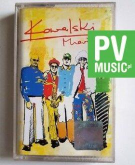 KOWALSKI-MARIAN DOBRZE JEST TAK.. audio cassette