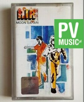 AIR MOON SAFARI audio cassette