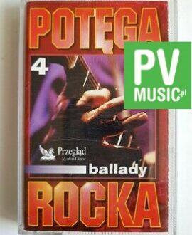 ROCK BALLAD 4 SCORPIONS, C.LAUPER.. audio cassette