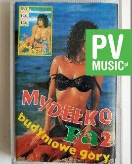 MYDEŁKO FA 2 BUDYNIOWE GÓRY audio cassette