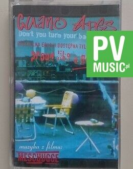 GUANO APES  DON'T YOU TURN YOUR BACK ON ME  audio cassette