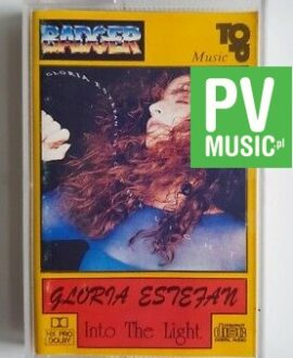 GLORIA ESTEFAN INTO THE LIFE audio cassette