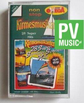 KIRMESMUSIKANTEN 28 SUPERHITS audio cassette