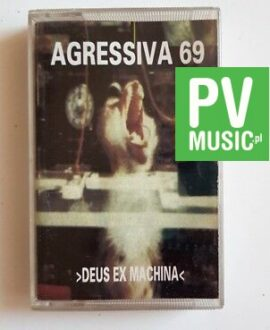 AGRESSIVA 69 DEUS EX MACHINA audio cassettes