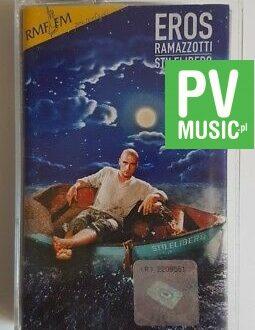 EROS RAMAZZOTTI STILELIBERO audio cassette