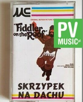 FIDDLER ON THE ROOF SOUNDTRACK audio cassette
