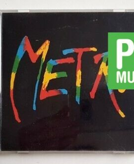 METRO THE MUSICAL CD