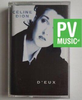CELINE DION D'EUX audio cassette