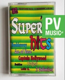 SUPER HITS 93 ACE OF BASE, DEKKO.. audio cassette
