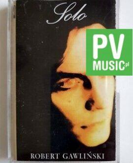 ROBERT GAWLIŃSKI SOLO audio cassette