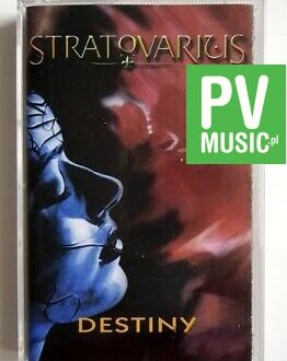 STRATOVARIUS DESTINY audio cassette
