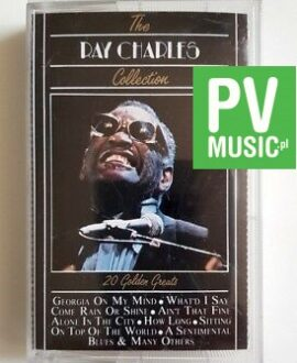 RAY CHARLES THE COLLECTION audio cassette