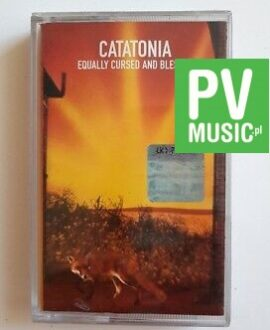 CATATONIA EQUALLY CURSED AND BLESSED audio cassette