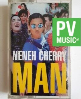 NENEH CHERRY MAN audio cassette