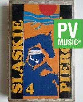 ŚLĄSKIE PIERONY 4 PIOTR SZEFER audio cassette
