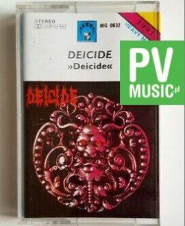 DEICIDE DEICIDE audio cassette