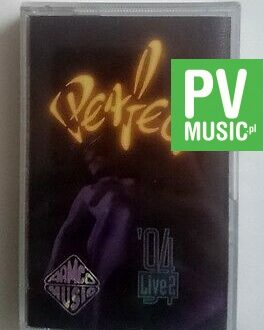 PERFECT  O4' LIVE 2      audio cassette
