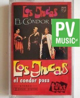 LOS INCAS EL CONDOR PASA audio cassette
