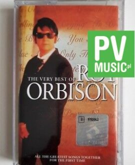 ROY ORBISON THE VERY BEST OF audio cassette