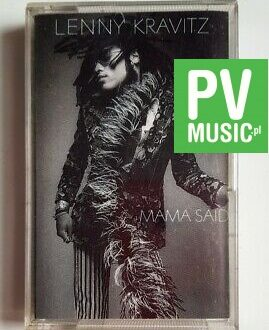 LENNY KRAVITZ MAMA SAID audio cassette