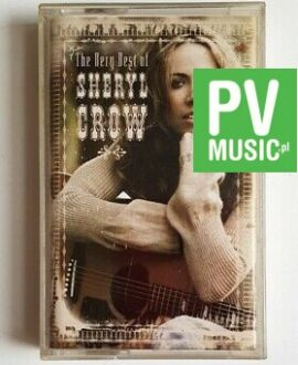 SHERYL CROW THE VERY BEST OF audio cassette