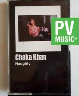 CHAKA KHAN NAUGHTY audio cassette