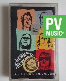 BUDKA SUFLERA NIC NIE BOLI, TAK JAK ŻYCIE audio cassette