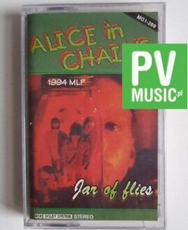 ALICE IN CHAINS JAR OF FLIES audio cassette