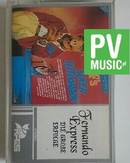 FERNANDO EXPRESS  SUPER HITPARADE  audio cassette