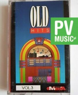 OLD HITS vol.3 ARMY OF LOVERS, BONEY M.. audio cassette
