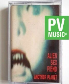 ALIEN SEX FIEND ANOTHER PLANET audio cassette