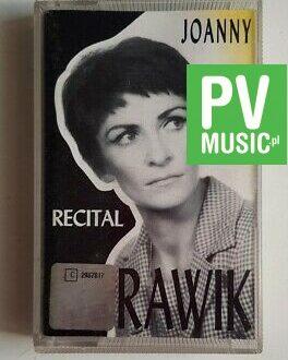 JOANNA RAWIK RECITAL 2 audio cassette